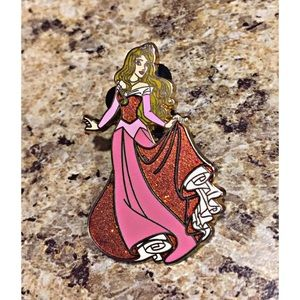 Authentic Sleeping Beauty Disney Pin